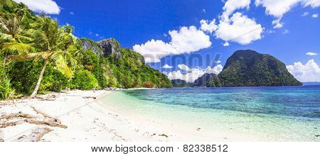 incredible islands of Philippines. Palawan (El NIdo)