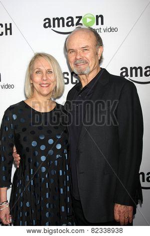 LOS ANGELES - FEB 3:  Joan Smith, Kurtwood Smith at the