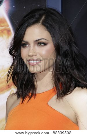 LOS ANGELES - FEB 2: Jenna Dewan at the 'Jupiter Ascending' Los Angeles Premiere at TCL Chinese Theater on February 2, 2015 in Hollywood, Los Angeles, California