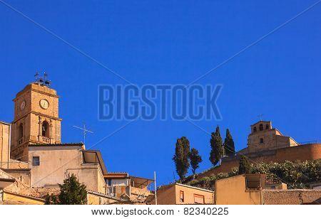 Santa Croce Church, Leonforte