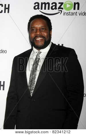 LOS ANGELES - FEB 3:  Chad L. Coleman at the