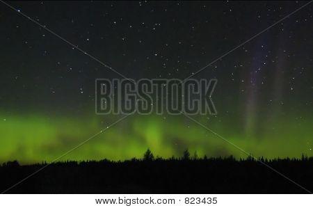 Aurora borealis, Canada