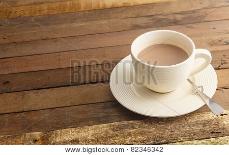 Cup Of Hot Chocolate - Hot Beverage