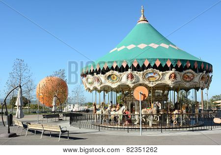 Great Park Carousel Ride