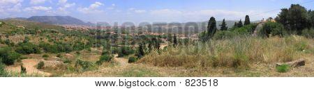 Iglesias Panorama
