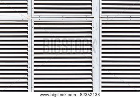 Metal Ventilating Wall