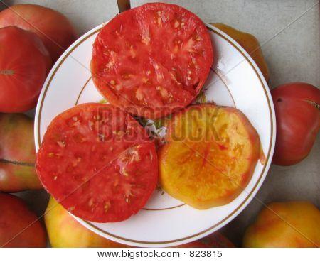 Tomato Slices 314