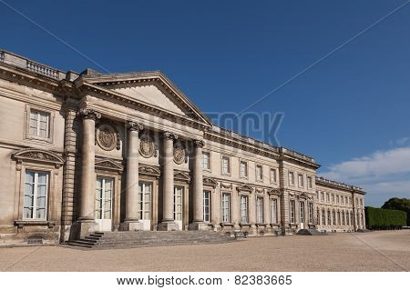 Royal Castle Of Compiegne