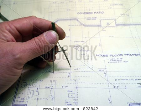 Measuring Floor Plans