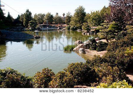 Park Teich