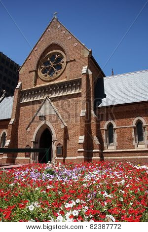 Perth Cathedral, Australia