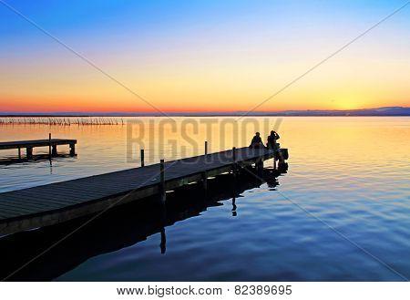 lake piers