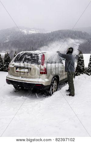 Removing Snow