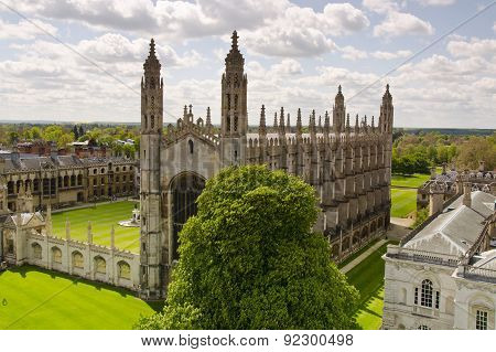 Kings College in Cambridge