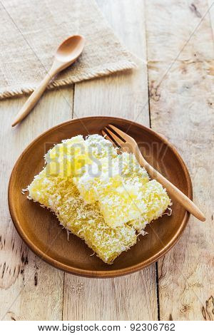 Cassava Sweet, Thai Dessert