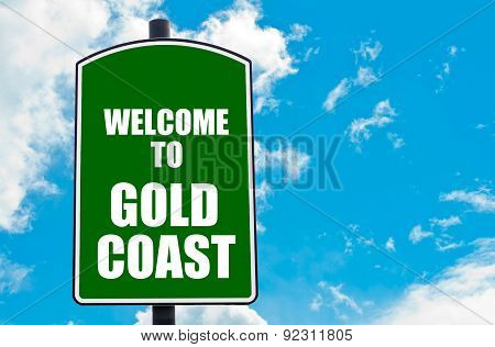 Welcome To Gold Coast