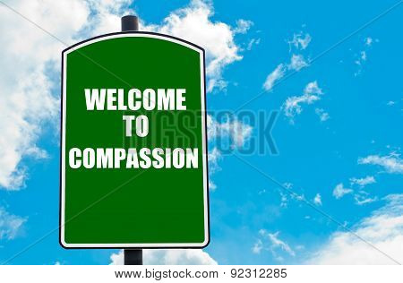 Welcome To Compassion