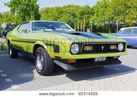 1972 Ford Mach1