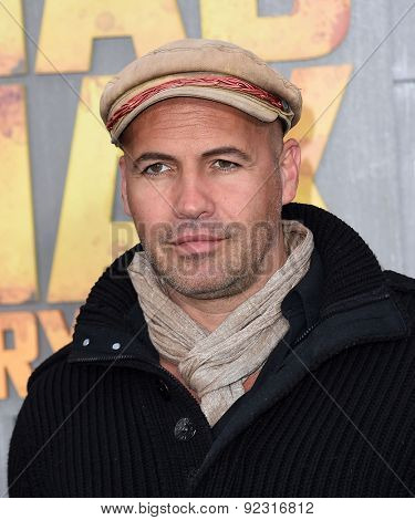 LOS ANGELES - MAY 07:  Billy Zane arrives to the