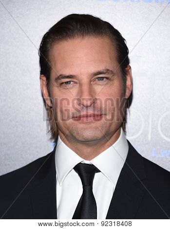 LOS ANGELES - MAY 31:  Josh Holloway arrives to the Critic's Choice Television Awards 2015  on May 31, 2015 in Hollywood, CA