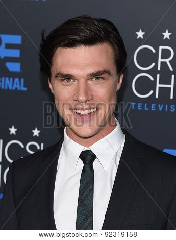 LOS ANGELES - MAY 31:  Finn Wittrock arrives to the Critic's Choice Television Awards 2015  on May 31, 2015 in Hollywood, CA