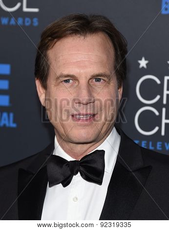 LOS ANGELES - MAY 31:  Bill Paxton arrives to the Critic's Choice Television Awards 2015  on May 31, 2015 in Hollywood, CA
