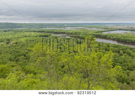 Wisconsin River Vista