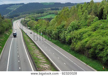 Highway E42