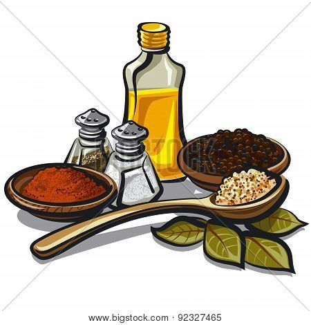 Condiments And Flavoring