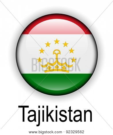 tajikistan official state flag