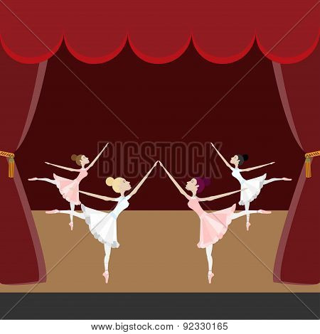 Ballerina performance