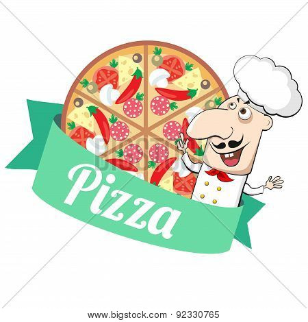 Pizza And Cook