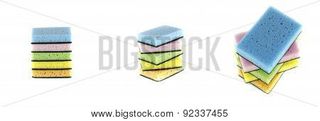 Household Cleaning Sponge
