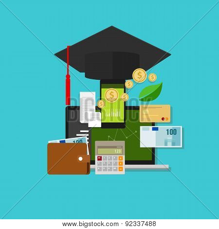 financial education money management cost
