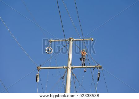 Power Grid Maintenance