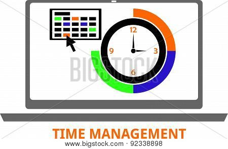 vector - time management