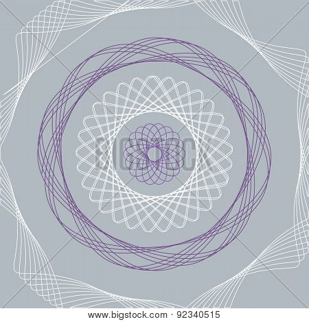 Spiral graphic vector