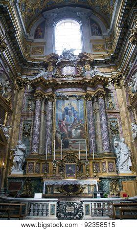 Roman Catholic church San Carlo al Corso