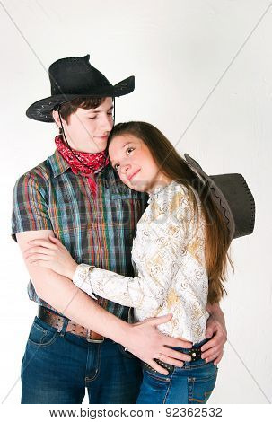 Cowboy's Love Story