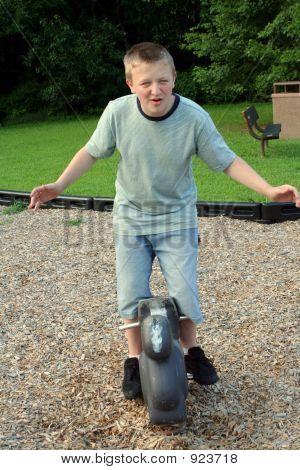 Playground Teen 8