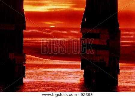 Fort Bragg Pier