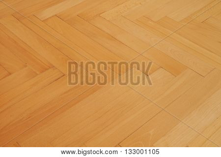 Texture pattern background of light wooden floor