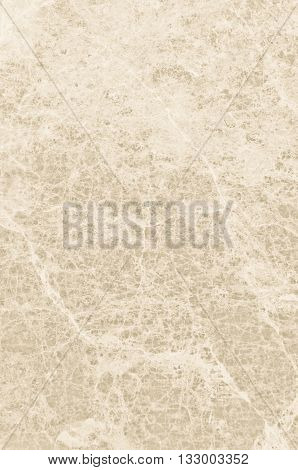 Textured marble background texture pattern with light brownish tones