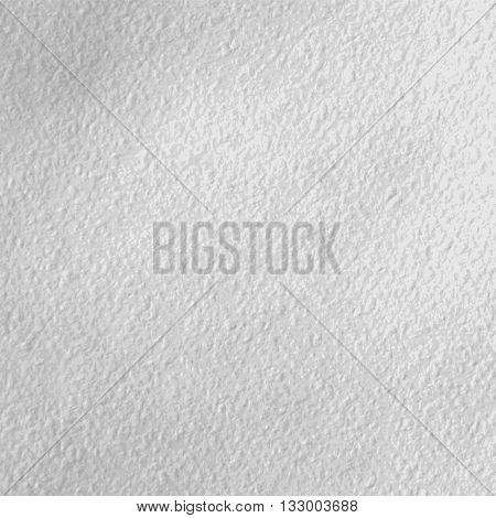 White background with a rough structure of a paper