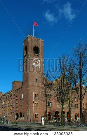 The Amsterdam Stock Exchange right is the oldest stock exchange in the world. Netherlands