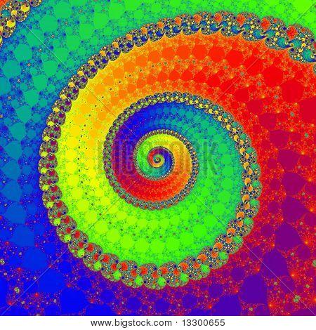 Espiral psicodélica