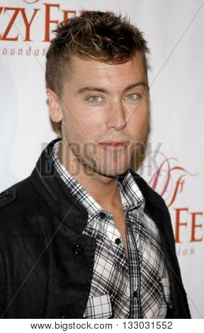 Lance Bass at the Dizzy Feet Foundation's Celebration of Dance held at the Kodak Theater in Hollywood, USA on November 29, 2009.