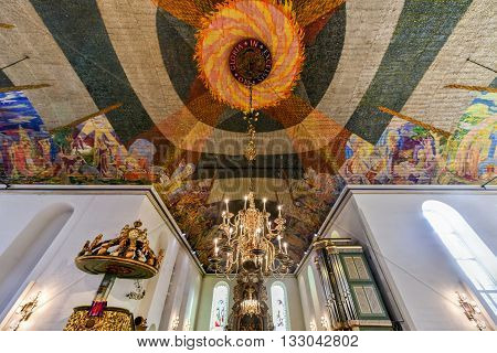 Oslo Cathedral - Norway