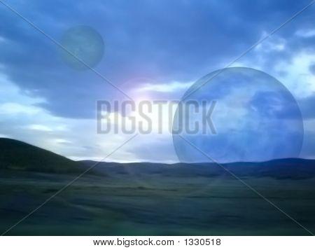 Alien Skyb