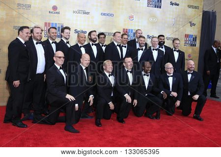 LOS ANGELES - JUN 4:  Gay Men's Chorus of Los Angeles at the 10th Annual Guys Choice Awards at the Sony Pictures Studios on June 4, 2016 in Culver City, CA